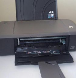 HP DeskJet 1000 Printer J 110a Inkjet Printer