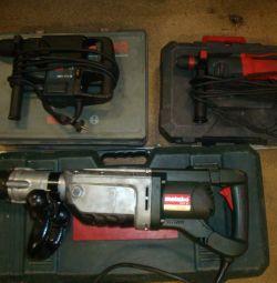 Milwaukee / bosch hammer drill metabo chipper