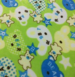 Sale fabric velsoft