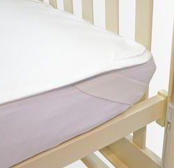 Наматрасник непромокаемый на детскую кроватку