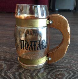 Κούπα μπύρας Poltava (ΕΣΣΔ)