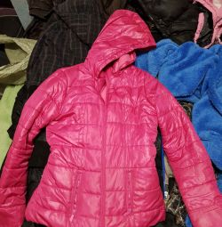 4 куртки
