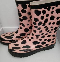 Boots. Mursu.