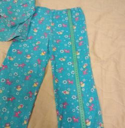 Пижама детская 2 шт