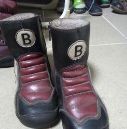 P30 cizme de iarna