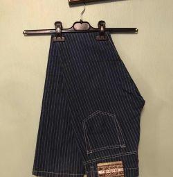 Итальянские женские джинсы рS