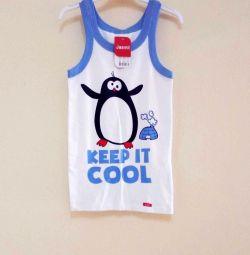 Απαραίτητο παιδικό μπλουζάκι