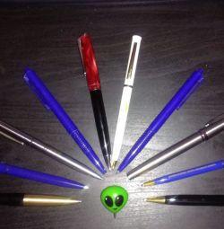 Stilouri cu bilă,