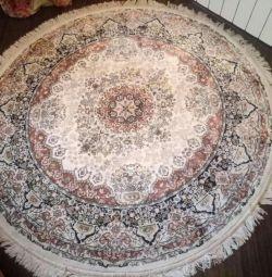 Covor de mătase iranian de lux