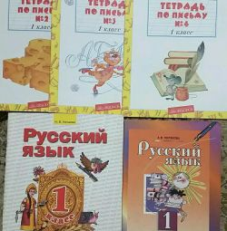 Книги 1 класс