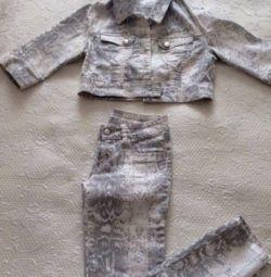 Κοστούμι ασβέστη