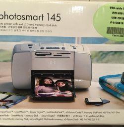 Hp photosmart 145 imprimanta foto compacta