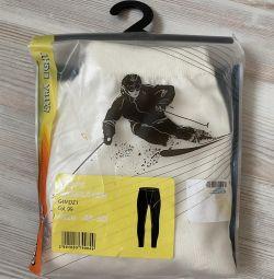 New women's thermal pants