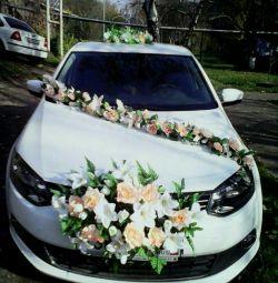 Decorațiuni de nuntă de închiriat