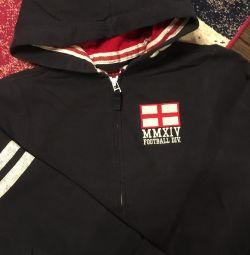 Sweatshirt'i ayarlayın Sonraki ve F & F 10/11 yaş (140) pantolon