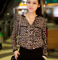 Blouse for bold girls