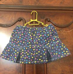 Спідниця futurino для дівчинки, розмір 110.