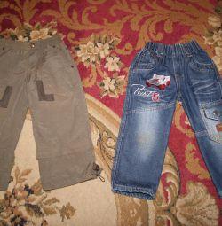 Blugi calzi, pantaloni p.98