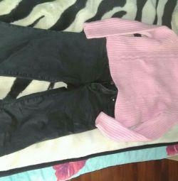Συσκευασία ρούχων για ανταλλαγή κοριτσιών