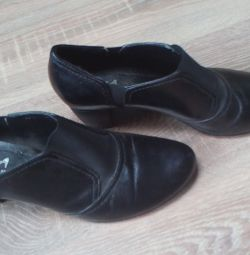 Туфли кожа 38