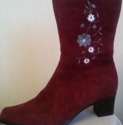 Ankle boots winter Sona, new, r-38
