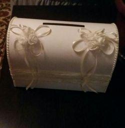 Wedding Chest for Money