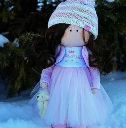 Κούκλες παιδιών με ονομασία για παραγγελία