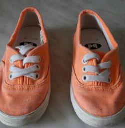 Παιδικά πάνινα παπούτσια 25τ. Κορέα