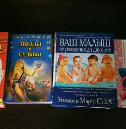 Books. Pregnancy, childbirth, child rearing.