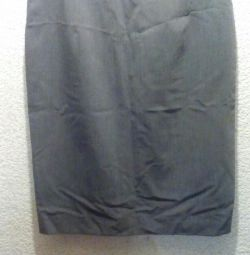Νέα φούστα με ετικέτες, 46ρ, χωρίς ραφή