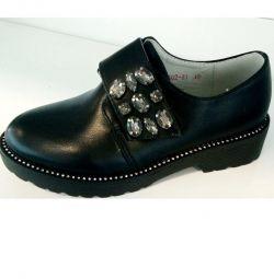 туфлі черние31-37