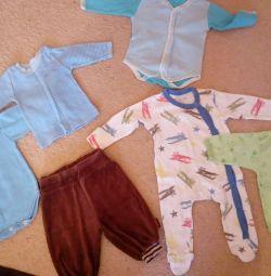 Речі для новорождeнних