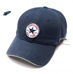 Бейсболка кепка Converse All Star (т.синий)