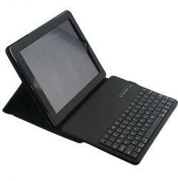 Carcasă Bluetooth cu tastatură pentru iPad și multe altele!