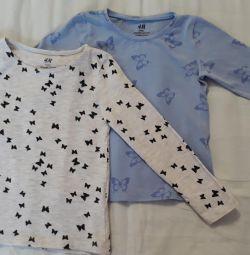 HM tricouri 2-4g