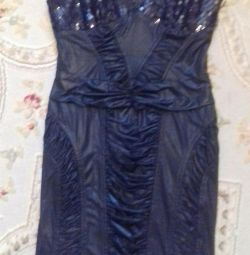 Νέο βραδινό φόρεμα κάτω από το δέρμα
