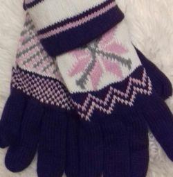 Новые зимние перчатки!!!