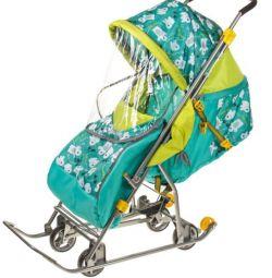 Sledge - Umka new wheelchair