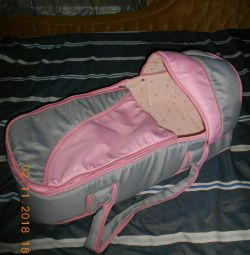Bag for baby.