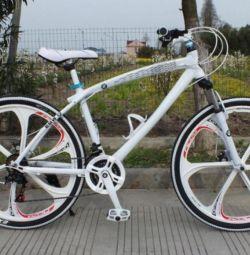 Ζάντες αλουμινίου ποδηλάτων, BMW και άλλα.