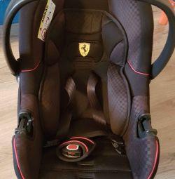 Автомобильное кресло Nania 0+