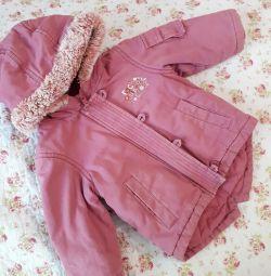 Parka cotton 80-86