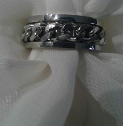 Stainless Steel Ring 18