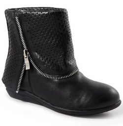Boots new Vitacci (Italy) pers. leather / leather