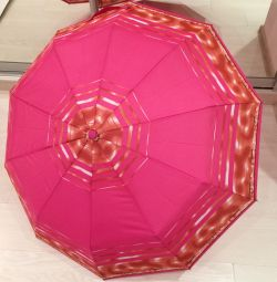 Umbrellas for women, automatic, new