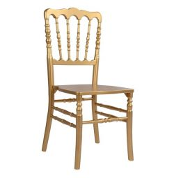 NAPOLEON CHRISTMAS WOODEN CHAIR WITH CUTTER PROTECTION
