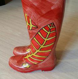 Μπότες καουτσούκ Mursu