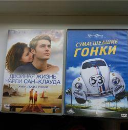 Dvd диски з фільмами