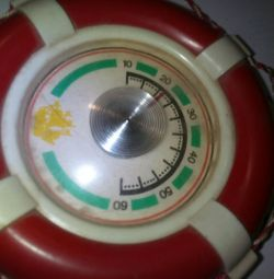 USSR thermometer