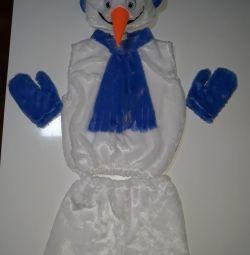 Κοστούμια χιονιού, ενοικίαση.